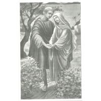 婦女楷模-聖莫尼加(一)夫婦關係-以溫柔引領丈夫歸向天主